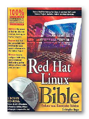 [LINUX-STUFF.COM / Red Hat Linux Bible: Fedora and Enterprise Edition]